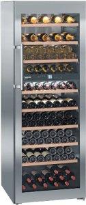 Liebherr WTes 5972 – refroidisseurs à vin (Autonome, Acier inoxydable, 5 – 20 °C, Acier inoxydable, SN, ST, B)