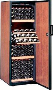 Cave à vin de vieillissement – 1 temp. – 200 bouteilles – Prunier d'automne – DOMETIC – ACI-DOM602 – Pose libre