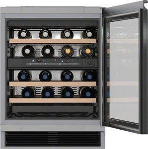 Miele KWT 6321 UG Cave à Vin 34 bouteilles Classe: B