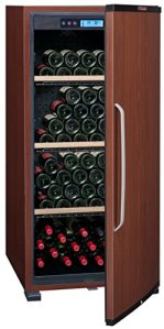 La Sommelière CTPE142A+ – refroidisseurs à vin (Autonome, Bois, 5-20 °C, SN-ST, A+, Bois)