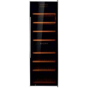 armoire cave à vin 2températures 200bouteilles 600X 700X 1950h MM pekin W-200