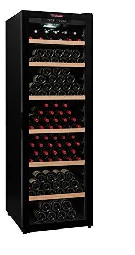 Cave de vieillissement, porte vitrée, 248 bouteilles, LA SOMMELIERE, CTV248