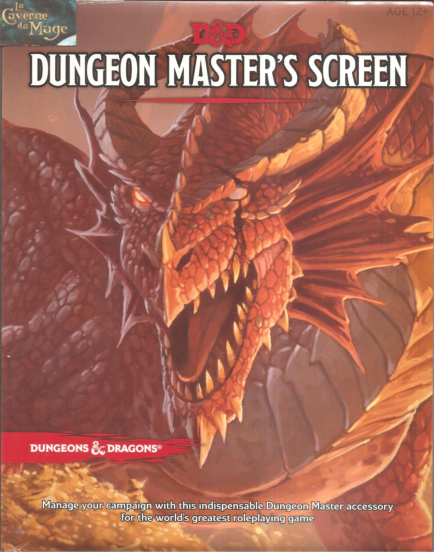35 And Dragons Handbook Dungeons