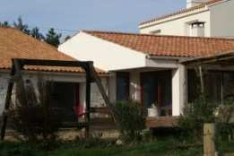 Guest house in Vendée. Home 1 to 4 people. Open all year round