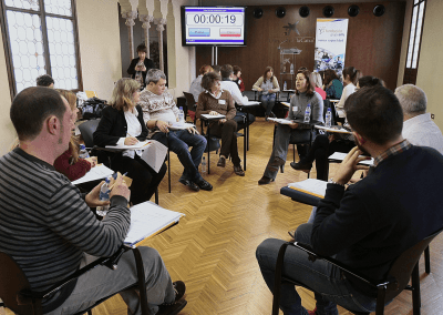 Proyecto Speed Networking Talent – Fundación Grupo SIFU