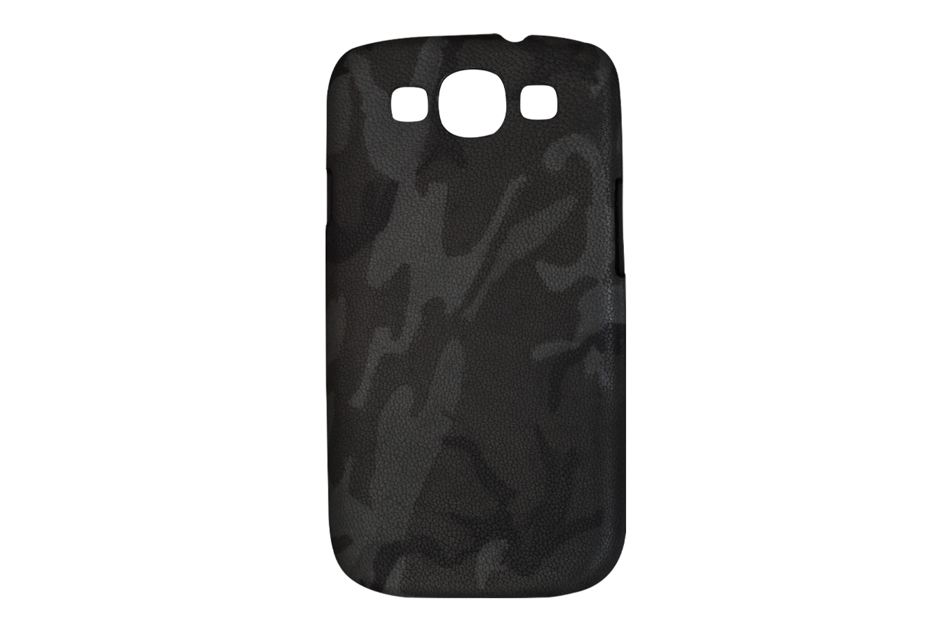 Coque Samsung Galaxy S3 Camouflage Soft Goat (Gris)