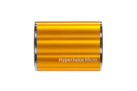 Batterie Hyperjuice Micro 3600 mAh Gold