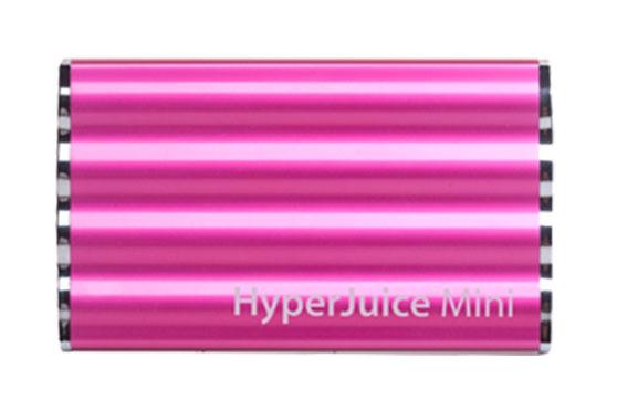 Batterie Hyperjuice Mini 7200 mAh Rose