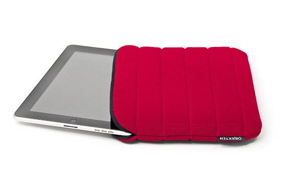 Housse iPad Padded (Rouge)