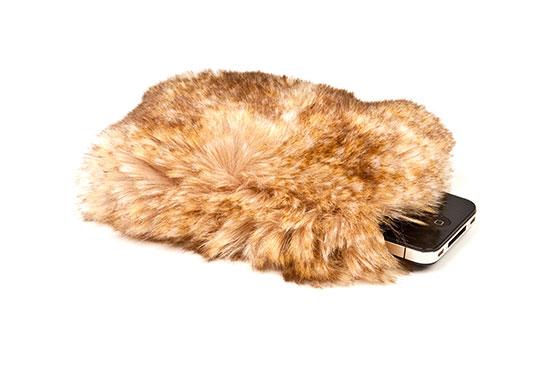 Housse iPhone Fur Fur fox