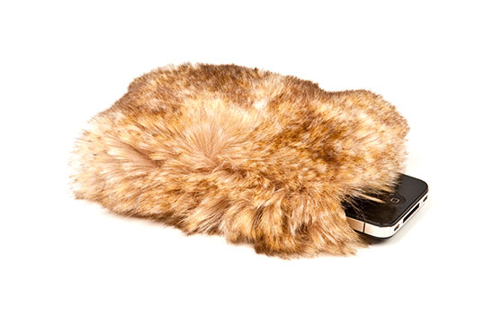 Housse iPhone Fur Fur fox