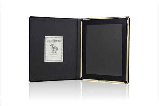 Coque DodoCase iPad Classic Charcoal