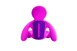 Mr and Mrs Fragrance Support pour tablette (Fushia)