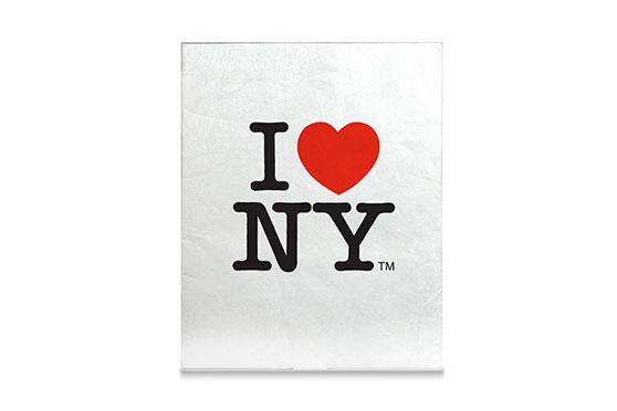 Housse Tablette Mighty en Tyvek I love NY