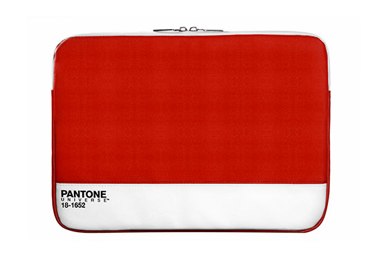 "Housse MacBook PRO Pantone Universe 15"" (Rouge)"