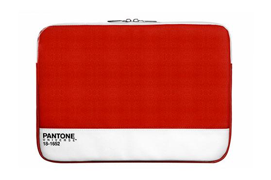 "Housse MacBook PRO Pantone Universe 15"" (Rouge)"