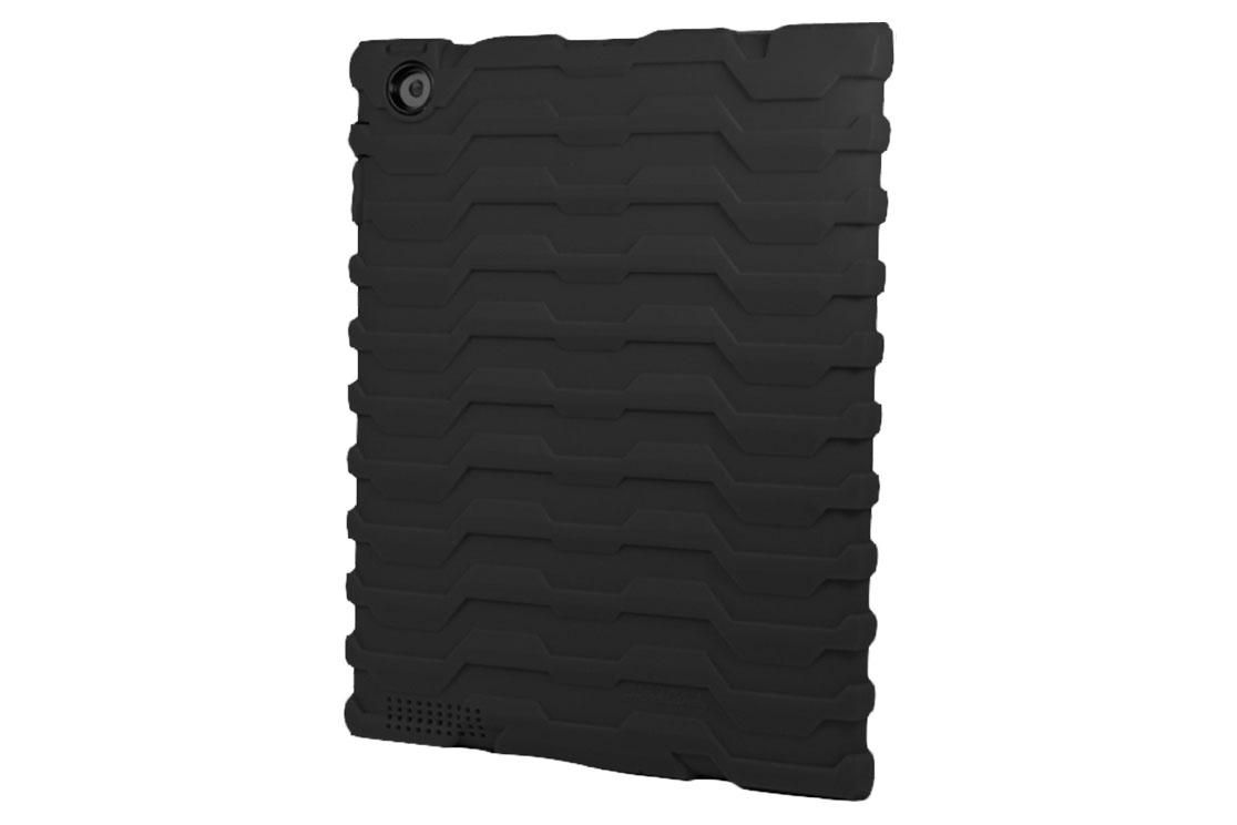 Coque Shock Drop Noire pour iPad