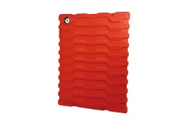 Coque Shock Drop Rouge pour iPad Mini