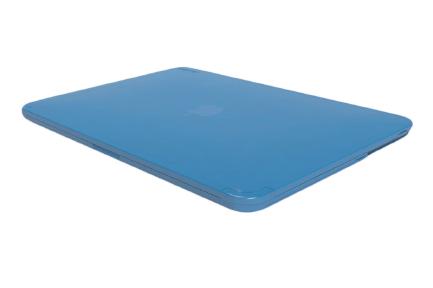 Coque pour MacBook Air 11″ bleue Hard Shell Hard Candy