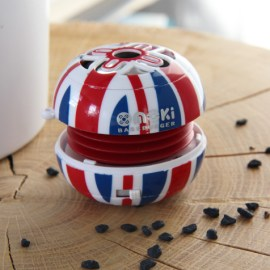 Enceinte MOKI BASSBURGER UK (UNION JACK)