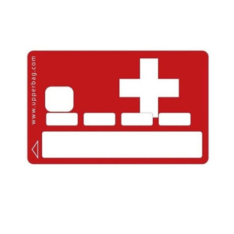 STICKER CB SWISS FLAG