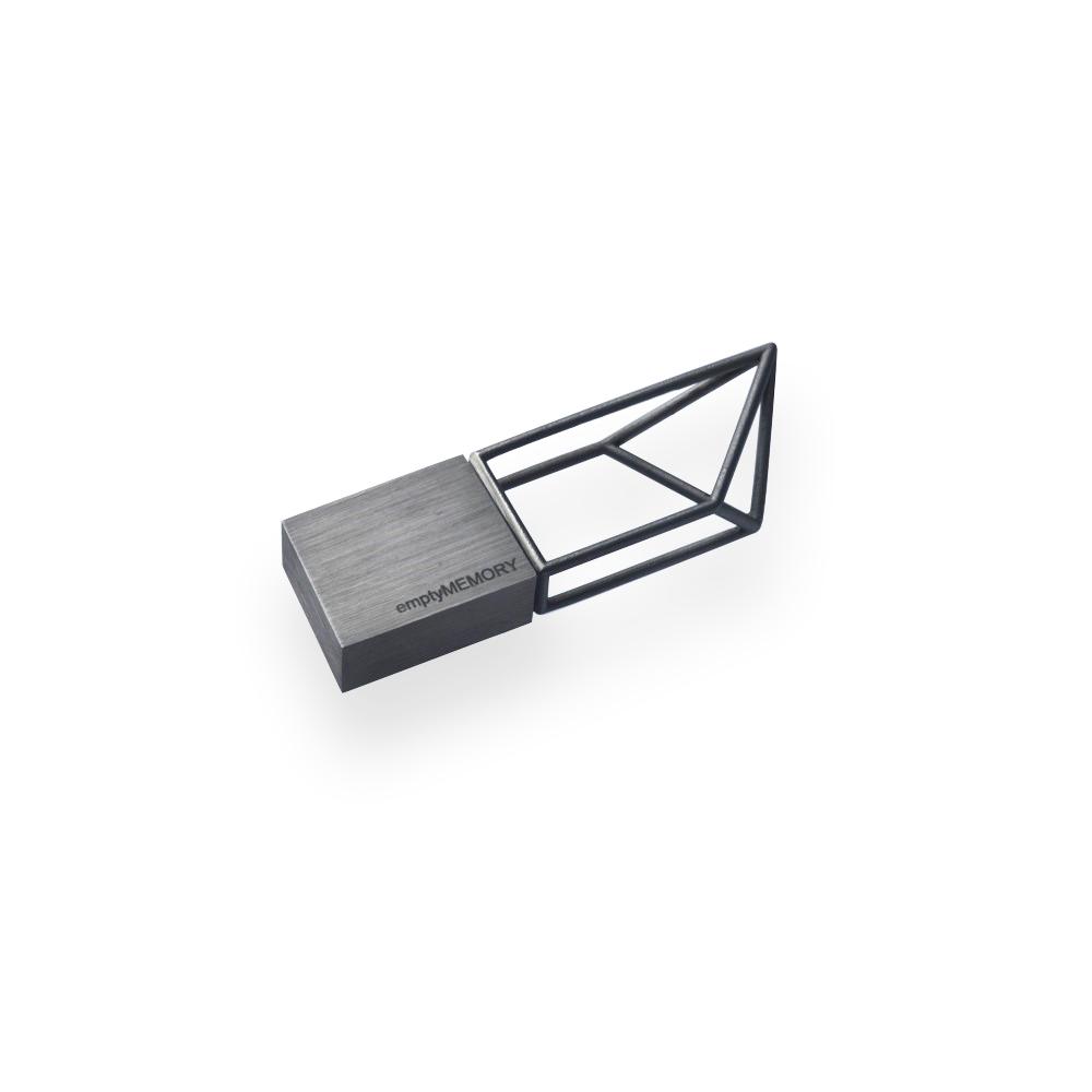 Clé USB 8 GO STRUCTURE BEYOND OBJECT (NOIR)