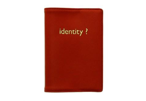 Étui de passeport (rouge)