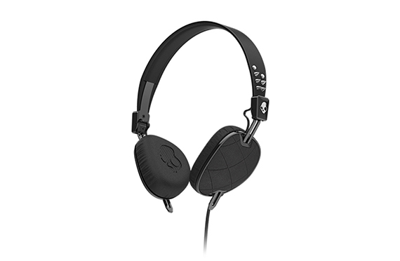 Casque knockout noir Skullcandy