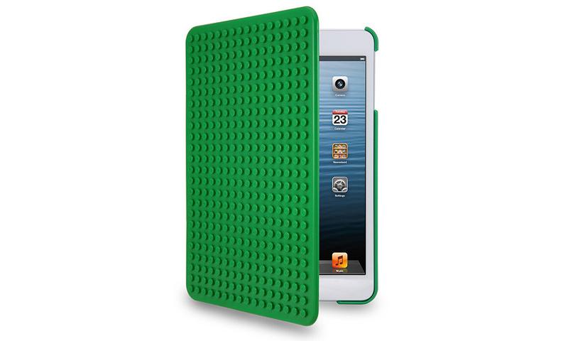 Coque BrickCase Lego pour iPad Mini Vert
