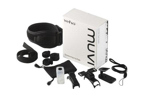 Pack Sport Extrême pour caméra Muvi