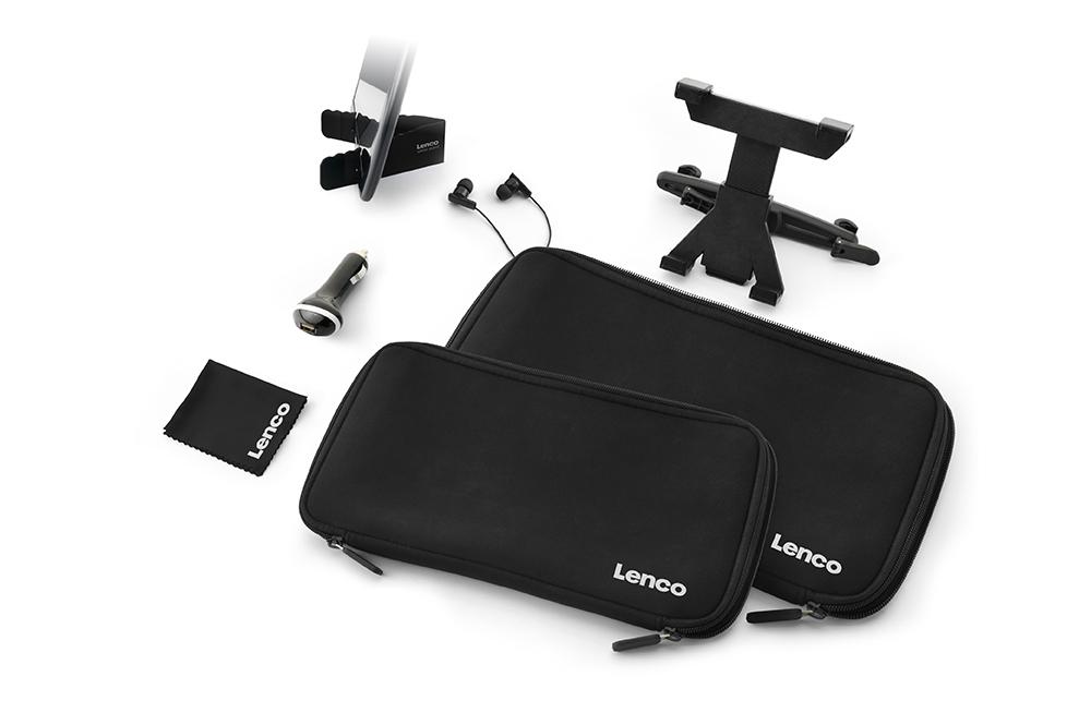 Kit Universel Lenco pour tablettes tactiles