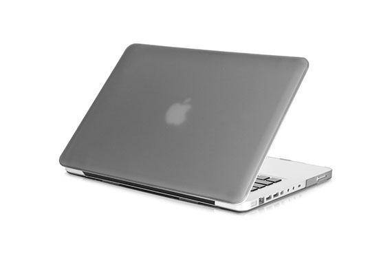 """Coque de Protection Grise Microshield XtremeMac pour MacBook Air 13"""""""
