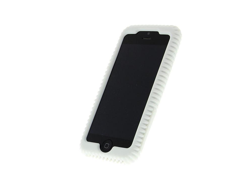 Coque Wrap Bumper pour iPhone (Blanc)