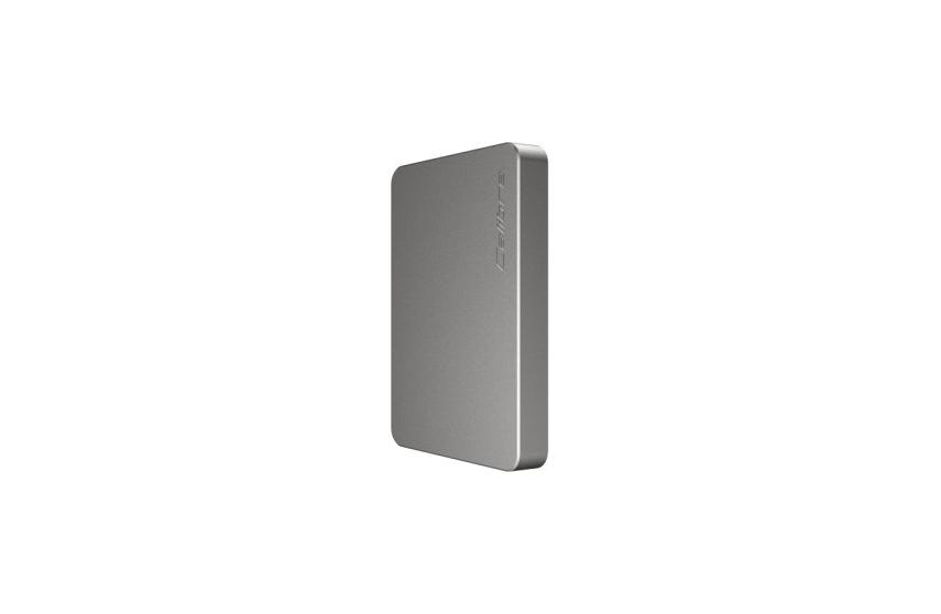 Batterie Externe Ultra'Go Nano 2500 MAH (Argent)