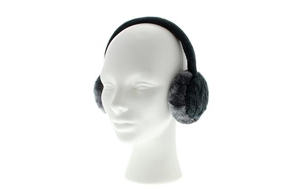 Casque audio Cache Oreilles Kitsound (Anthracite)