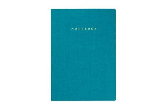 Notebook Travelife Europe A5 (Blue) Mark's