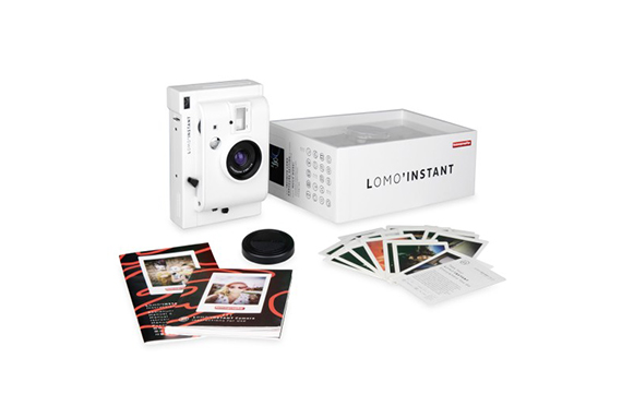 Appareil Lomo'Instant Lomography (Blanc)