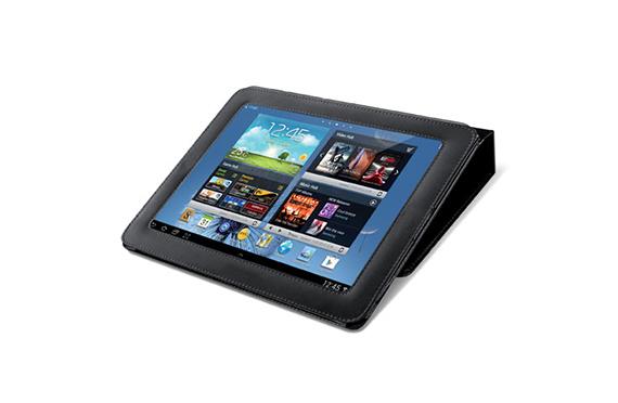 Housse de protection SBS pour Samsung Galaxy Tab 2 10.1 (Noir)