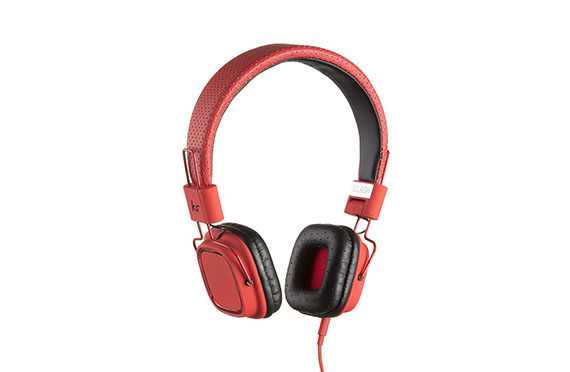 Casque Clash KitSound (Rouge)