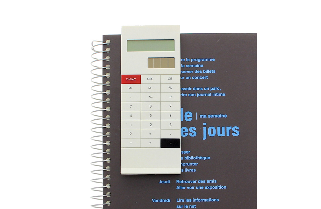 Calculatrice Clip Graphia (Blanc) Mark's