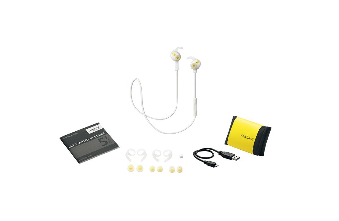 Écouteurs Jabra Sport Rox (Blanc)