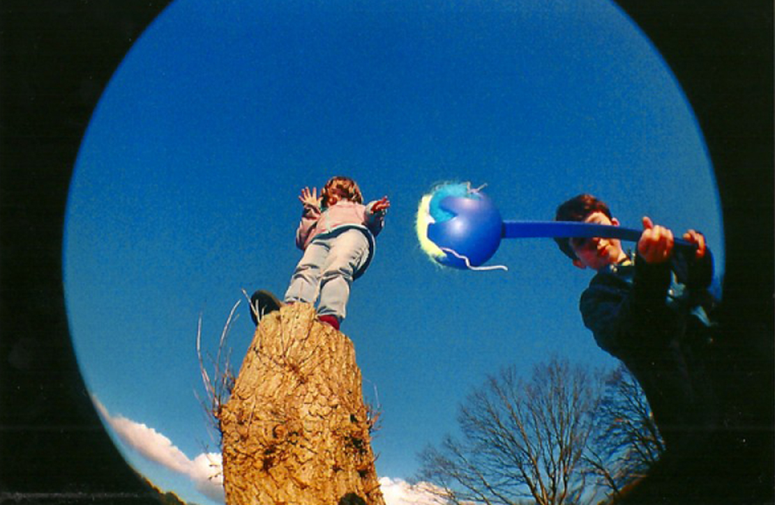 Appareil photo Fisheye One Nautic Lomography