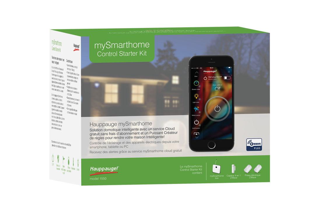 MySmartHome Hauppauge Kit de démarrage