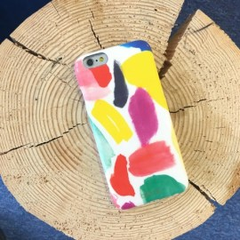 Coque Brushstrokes iPhone 6 Ban.do