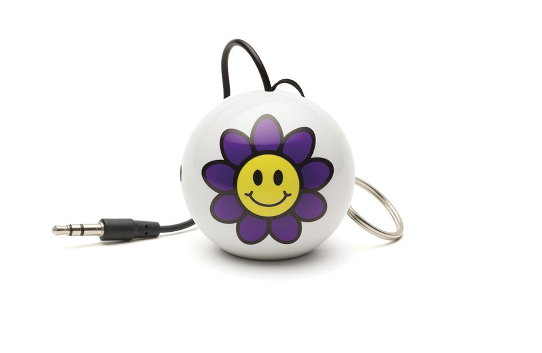 Enceinte Kitsound Mini buddy Fleur