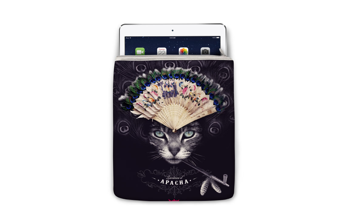 Housse Super Collection Apacha iPad