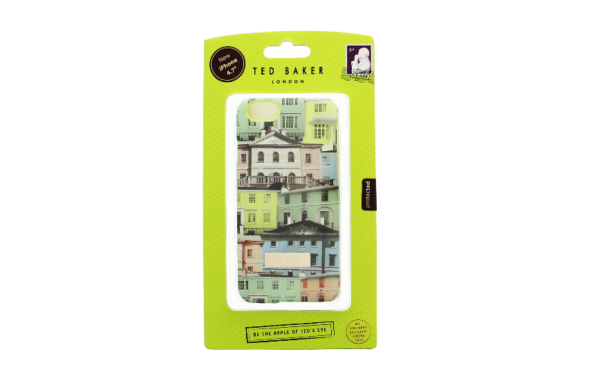 Coque Ted Baker Silke Houses pour iPhone 6