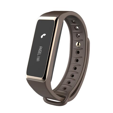 Bracelet connecté ZeFit 2 Marron Mykronoz