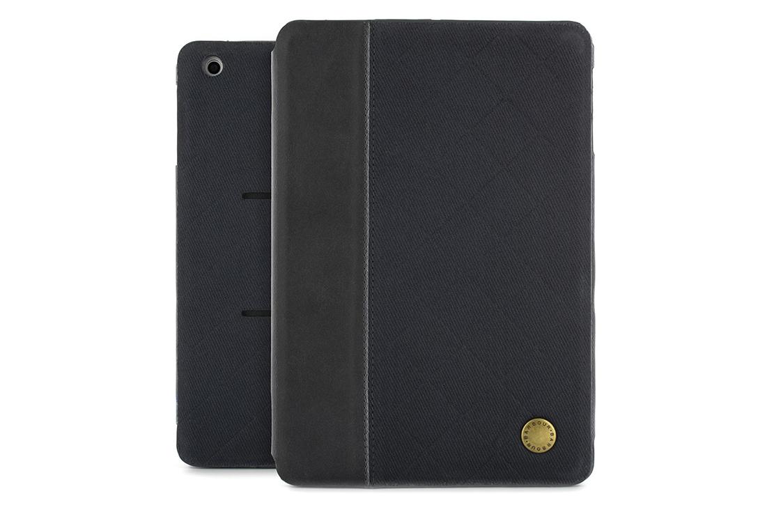 Coque iPad Mini Barbour Bleu marine