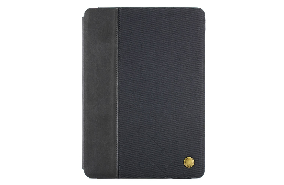 Coque iPad Mini Barbour Bleu marine